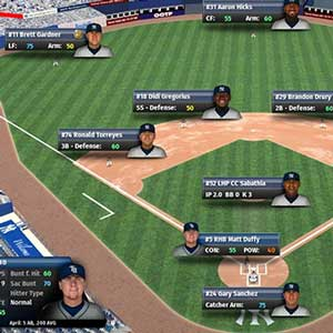 New York Yankees Controls