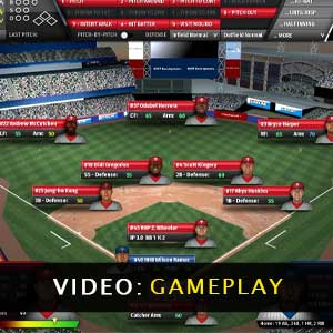 Out of the Park Baseball 21 Gameplay Video