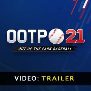 Out of the Park Baseball 21 Trailer Video