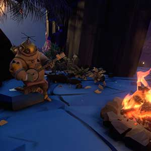 Outer Wilds Hearthian