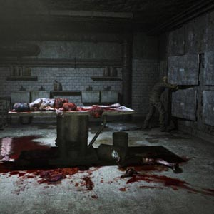Outlast Xbox One Morgue
