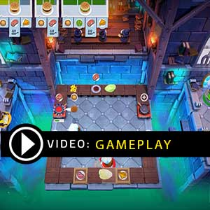 Overcooked 2 Nintendo Switch Gameplay Video