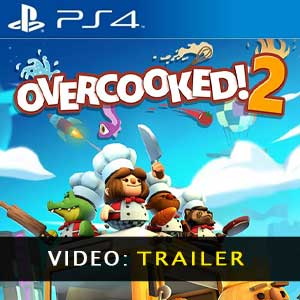 Overcooked 2 PS4 Video Trailer