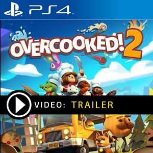 Overcooked 2 PS4 Prices Digital or Box Edition