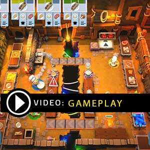 Overcooked 2 Xbox One Gameplay Video