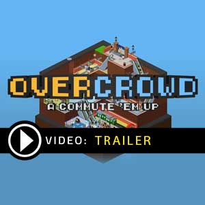 Buy Overcrowd A Commute Em Up CD Key Compare Prices