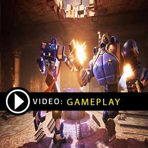 Override Mech City Brawl PS4 Gameplay Video