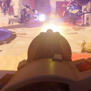 Overwatch Xbox One Battle