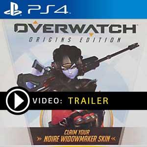 Overwatch Noire Widowmaker Skin PS4 Prices Digital or Box Edition