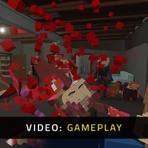 Paint The Town Red Gameplay Video