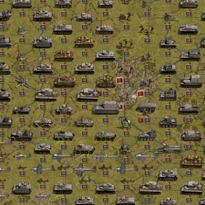 Panzer Corps Gameplay