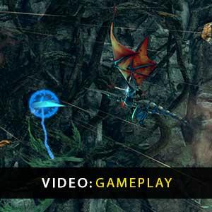 Panzer Dragoon Gameplay Video