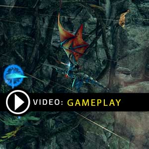 Panzer Dragoon Remake Gameplay Video