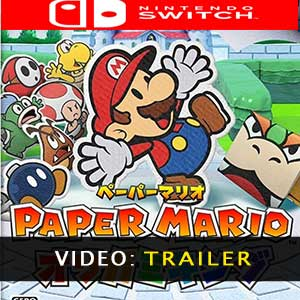 Paper Mario The Origami King Nintendo Switch Prices Digital or Box Edition