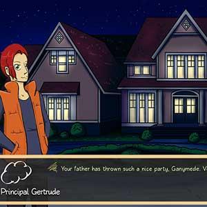 Principal Gertrude