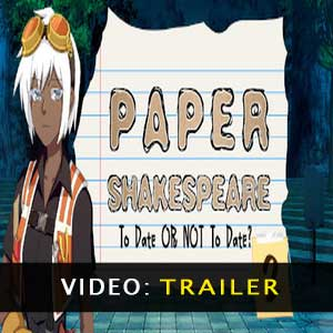 Buy Paper Shakespeare To Date Or Not To Date CD Key Compare Prices