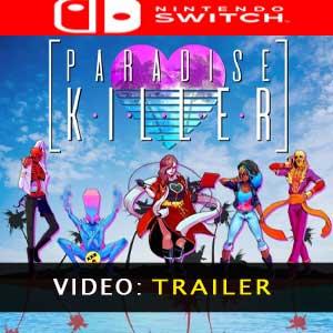 Paradise Killer Nintendo Switch Video Trailer