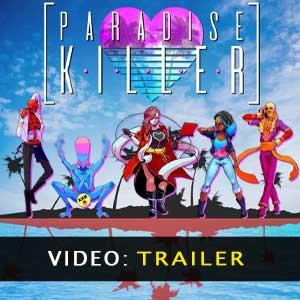 Paradise Killer Video Trailer