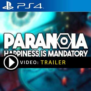 Paranoia Happiness is Mandatory PS4 Prices Digital or Box Edition