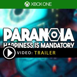 Paranoia Happiness is Mandatory Xbox One Prices Digital or Box Edition