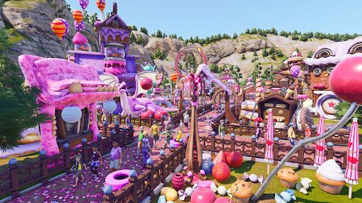Park Beyond features