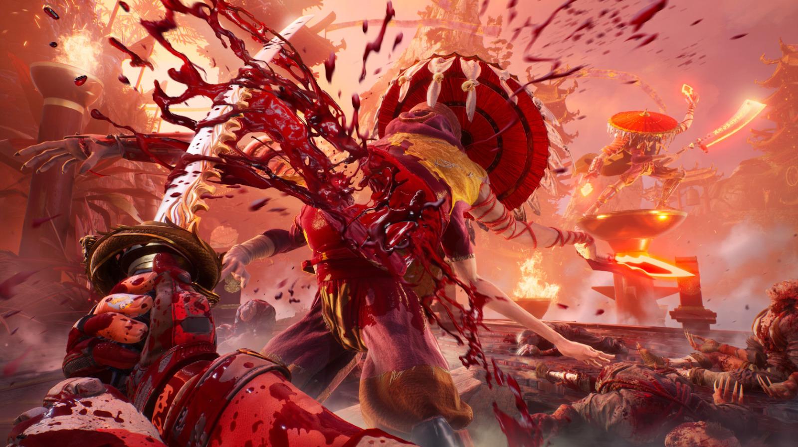 Shadow Warrior 3 Gameplay Video