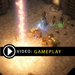Pathfinder Kingmaker Beneath The Stolen Lands Gameplay Video