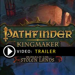 Buy Pathfinder Kingmaker Beneath The Stolen Lands CD Key Compare Prices