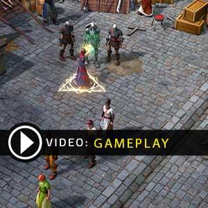Pathfinder Kingmaker Gameplay Video