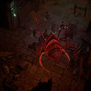 Pathfinder Wrath of the Righteous Giant Spider