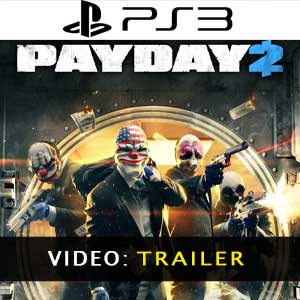 Payday 2 Trailer Video