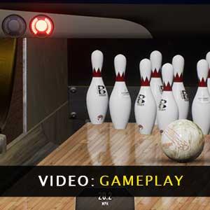 PBA Pro Bowling Gameplay Video