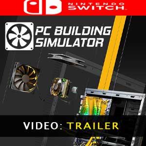 PC Building Simulator Nintendo Switch Video Trailer