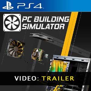 PC Building Simulator PS4 Video Trailer