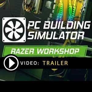 Buy PC Building Simulator Razer Workshop CD Key Compare Prices