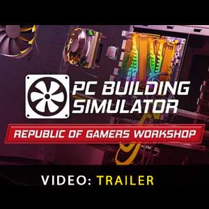 Buy PC Building Simulator Republic of Gamers Workshop CD Key Compare Prices
