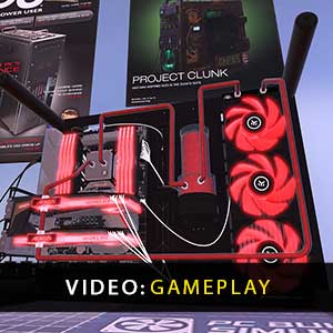 PC Building Simulator Gameplay Video