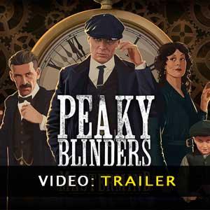 Peaky Blinders Mastermind Release Trailer
