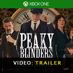 Peaky Blinders Mastermind Xbox One Prices Digital or Box Edition