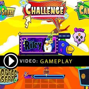 Penguin Wars Nintendo Switch Gameplay Video