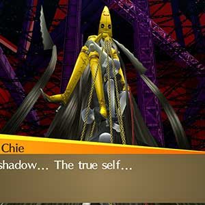 Persona 4 Golden gameplay video