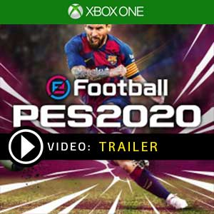 PES 2020 Xbox One Prices Digital or Box Edition