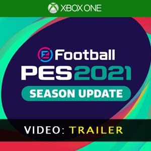 PES 2021 Season Update trailer video