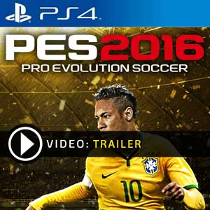 Pro Evolution Soccer 2016 PS4 Prices Digital or Physical Edition