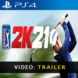 PGA TOUR 2K21 PS4 Prices Digital or Box Edition