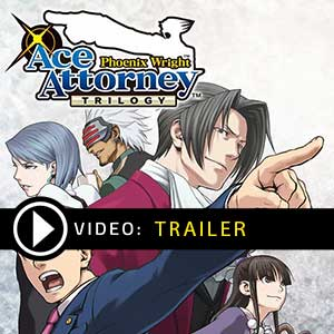 Buy Phoenix Wright Ace Attorney Trilogy CD Key Compare Prices