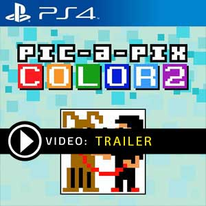 Pic-a-Pix Color 2 PS4 Prices Digital or Box Edition