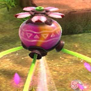 Pikmin 3 Nintendo Wii U creature