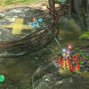 Pikmin 3 Nintendo Wii U Battle