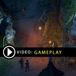 Pillars of Eternity 2 Deadfire Nintendo Switch Gameplay Video